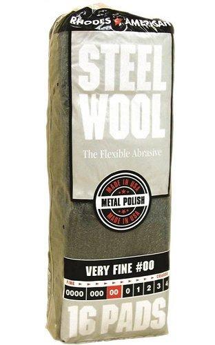 (Veryfine Steelwool Pad)