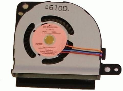 FixTek Laptop CPU Cooling Fan Cooler for Toshiba Portege Z30t-a-11c