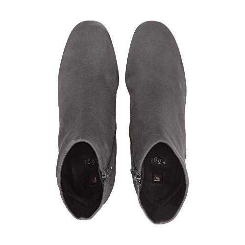 Stylish Ankle Grey in Daydream Grey Suede 4112 10 Suede 6 HÖGL Boots qwR64n