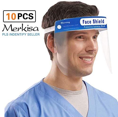 Safety Face Shield 10