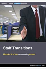 Staff Transitions (outsourcingtoolset, Module 18) CD-ROM