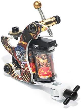 GOMAR Profesional Máquina de Tatuaje Individual Accesorios para ...