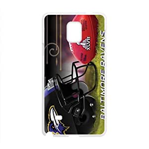 Super Bowl XLVII baltimore ravens Cell Phone Case for Samsung Galaxy Note4