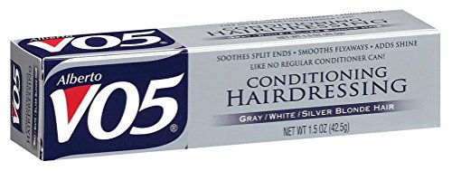 Vo5 Conditioning Hairdress Gray/White/Silver 1.5 Ounce Tube (44ml) (3 Pack)