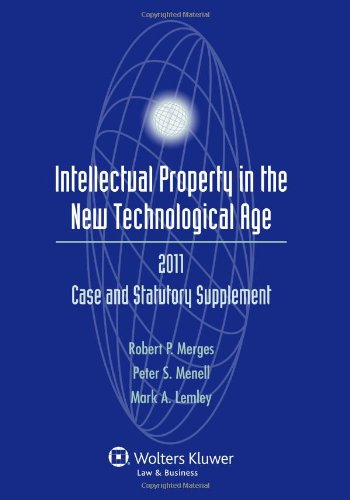 Intellectual Property New Technological Age, 2011...