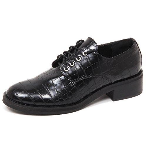 Nero Scarpa Eco E5356 Donna Woman Ecoleather Gaudi Shoe Scarpe SqOwRCwx8