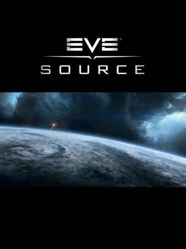 EVE: Source cover
