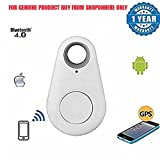 Wireless Bluetooth 4.0 Anti-lost Anti-Theft Alarm Device Tracker   Anti-lost-theft device Wireless Bluetooth GPS Locator  Anti-theft device remote Shutter & Recording  Anti lost-theft device Spy Mini GPS Tracking Device Anti-lost -theft finder device Auto Car/ Pets/ Kids/ Motorcycle Tracker Track Smart Anti-Lost Alarm Tracker wieless Anti Lost Anti Theft Anti lost-theft device with super strong conectvivity Anti Lost  Compatible with Android & IOS Smartphones(Install App from PlayStore/AppStore
