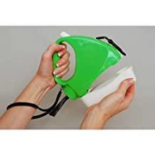 Water Walker Leash Green / White 10 feet for up to 40 lbs