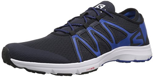 Salomon Men's Crossamphibian Swift Trail Running Shoe, Night Sky, 11 M US