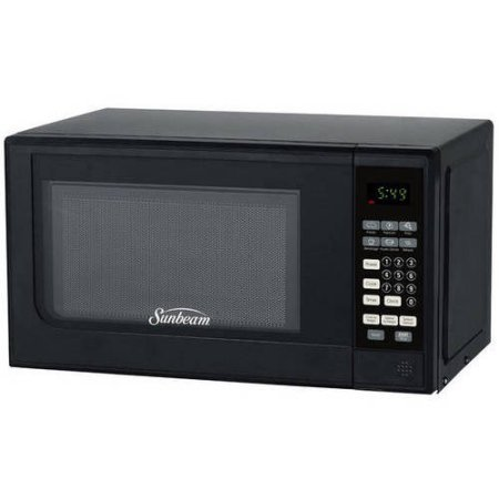 7-cubic-foot-700-watt-microwave-black