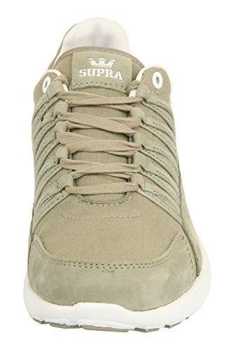 SupraOwen - Zapatillas de Deporte Hombre - Laurel oak - white