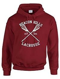 Allntrends Unisex Hoodie Beacon Hills Lacrosse