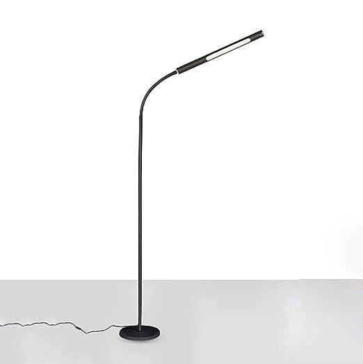 pie de Moderna Lámpara de Great StDGF LEDluz Lectura de DWE9I2H