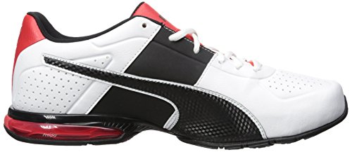 Black Homme Puma Scarlet White flame Baskets puma Puma Pour Noir red Black Mode vta0qwp