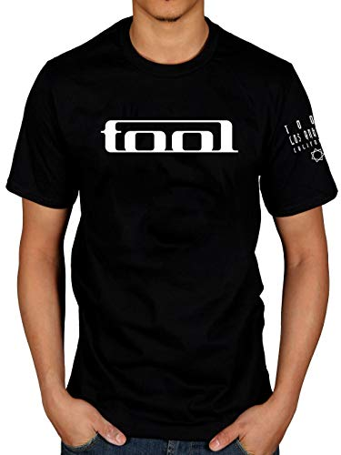 Official Tool Wrench T-Shirt Black