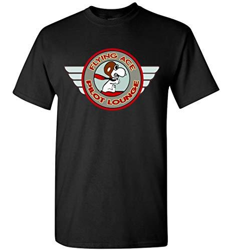 Flying Ace Pilot Lounge TshirtFlying Ace Pilot Lounge ()
