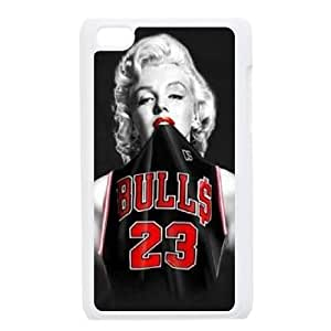 Personalized New Print Case for Ipod Touch 4, Marilyn Monroe Phone Case - HL-537856