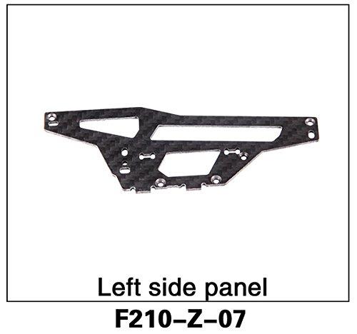 Walkera Furious 210 Left Side Panel F210-Z-07 F210 Spare - Left Panel Side