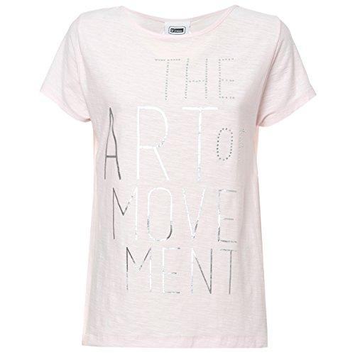 Freddy, Camiseta para Mujer, Turquesa Rosa