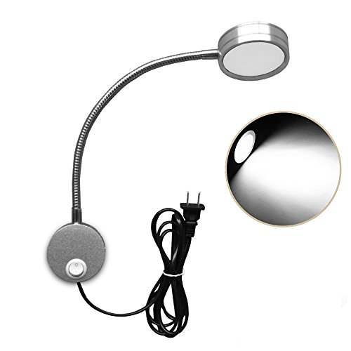 Wall Mounted Led Reading Lights For Bedroom in US - 8