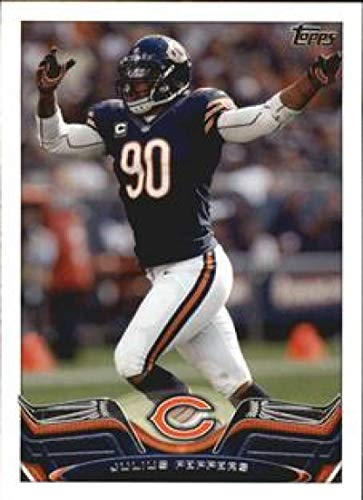 2013 Topps Mini #90 Julius Peppers Chicago Bears NM-MT NFL