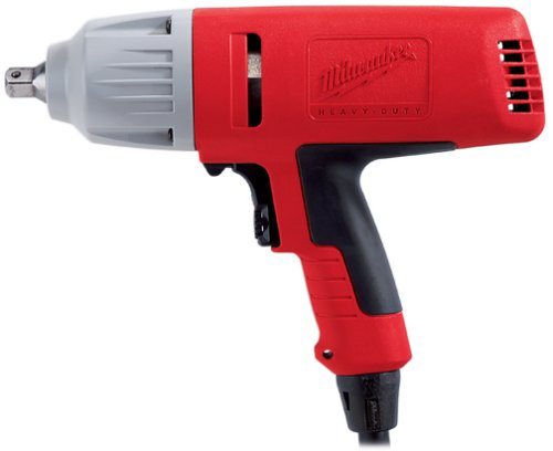 Milwaukee 9072-22 7 Amp 1/2-Inch Impact Wrench with 6 Sockets