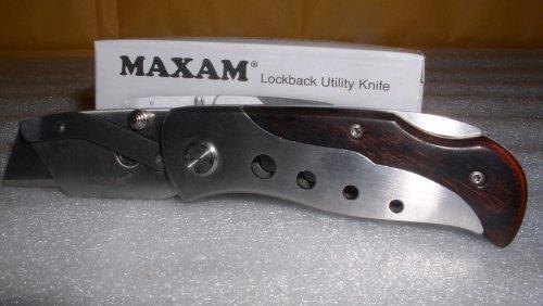 KNIFE (Maxam Utility Knife)