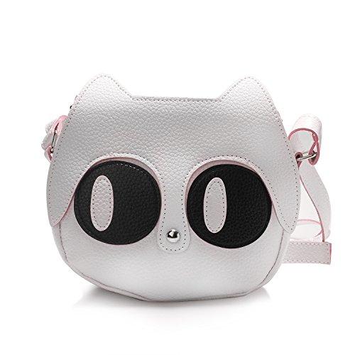 DRF-Cute-Cat-Fashion-Small-Handbag-PU-Leather-Purse-Shoulder-Bag-for-Girls-Women-BG-W02