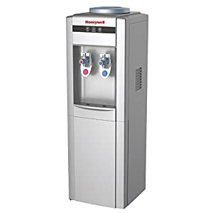 Honeywell HWB1052S2 38-Inch Cabinet Freestanding Hot and Cold Water Dispenser – High quality and great looking!