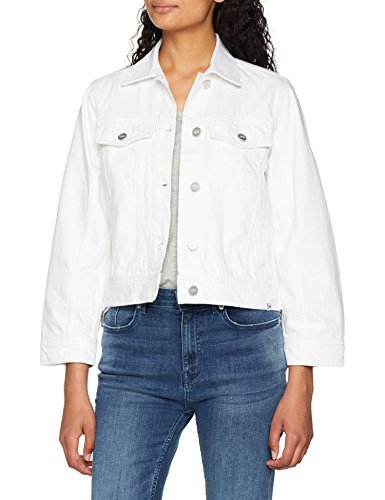 Mujer Wood Wood Chaqueta Jacket Alia para White White Tx4Xqvx