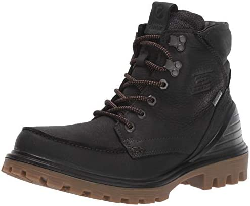 ecco boots leaking