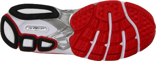 Saucony Progrid Guide 5 - Zapatillas de running para mujer White/Red/Gold