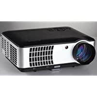 Gowe HDTV LED Projector 1280*800 Native Resolution Multimedia Theater Home Video 3000 Lumens