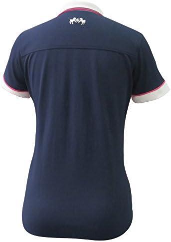 パール半袖ポロシャツ