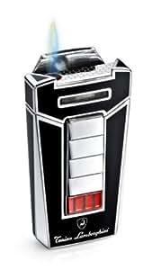 Tonino Lamborghini Aero Black Torch Flame Cigar Lighter