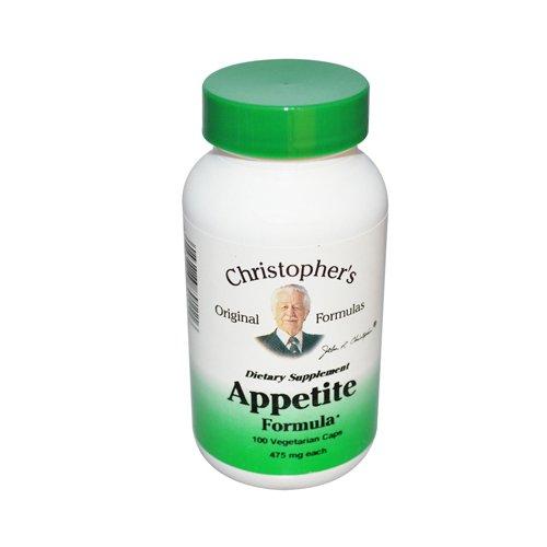 Cheap Dr. Christopher'S Formulas Appetite Formula 100 Cap