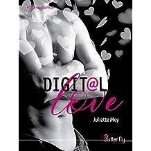 Digital Love: (Par l'auteur de la romance à succès, Up and Down) (Red Romance) (French Edition)