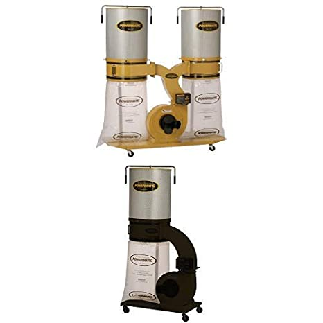 Powermatic PM1900TX-CK3 Dust Collector 3HP 3PH 230//460-Volt 2-Micron Canister Kit