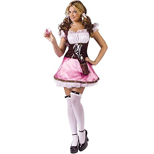 Beer Garden Girl Costume (Beer Garden Girl Costume)