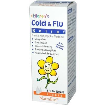 natra bio cold flu