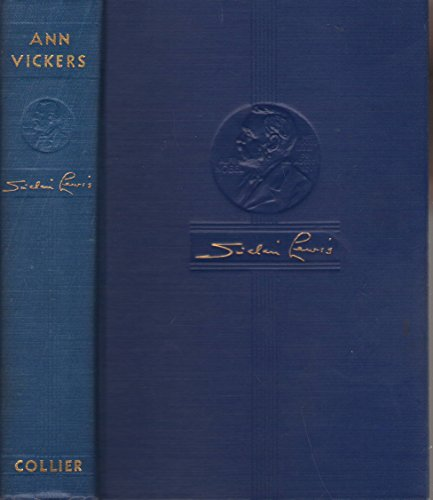 Ann Vickers by Sinclair Lewis
