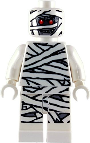Mummy Fighters Monster - LEGO Monster Fighters Minifigure - Mummy Monster (Halloween)