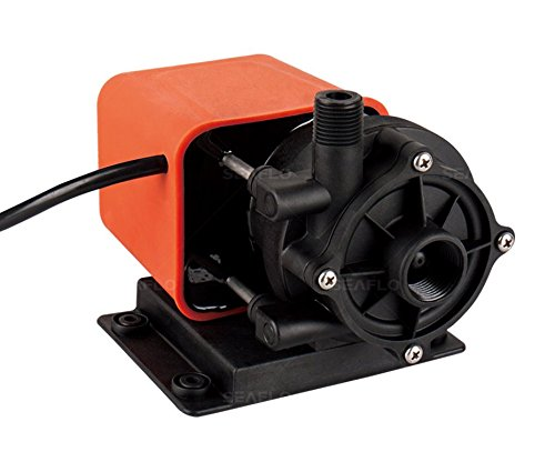 SEAFLO Marine Air Conditioning / Seawater Circulation AC Pump 500GPH Submersible - 115V by Seaflo