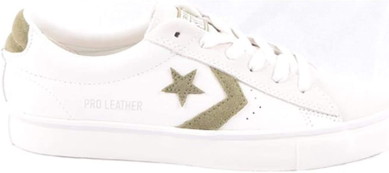 Converse Pro Leather Vulc Distressed Ox, Sneakers Femme