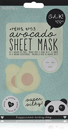 Oh K! Facial Sheet Mask, Avocado ()