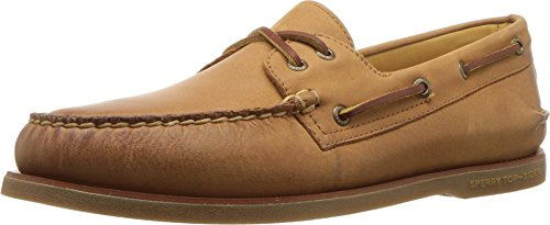 SPERRY Men's, Gold Cup Authentic Fairhaven Ginger 10 M