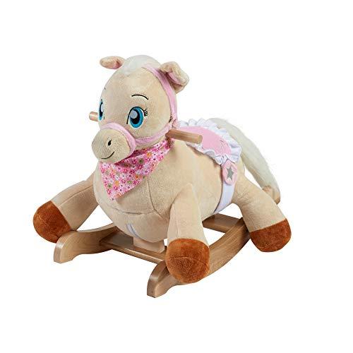 - Rockabye Princess Pony Rocker, One Size