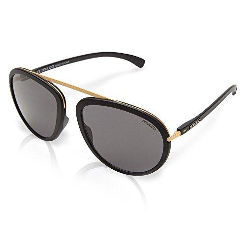 Mulco Viper PT C022 Black Frame / Black Lens 48 mm - Mulco Sunglasses