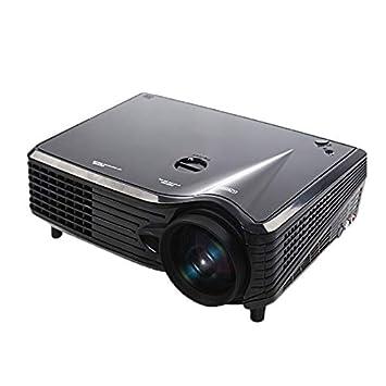 Proyector, 2000 Lux Proyector de Video Compatible con 1080P ...